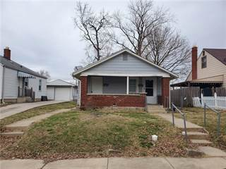 Single Family for rent in 2338 Calhoun Street, Indianapolis, IN, 46203
