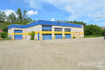 Commercial for sale in 9506 94 Avenue, Peace River, Alberta, T8S 1S4