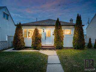 Single Family for sale in 1939 William AVE W, Winnipeg, Manitoba, R2R0C1