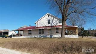 Single Family for sale in 2410 N County Road 2750, La Harpe, IL, 61450