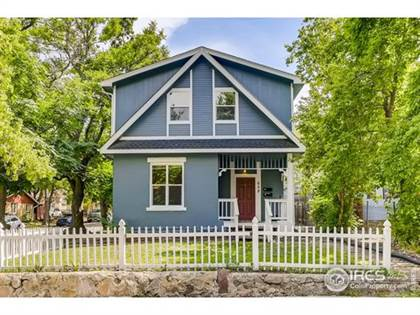 Residential Property for sale in 658 Marine St, Boulder, CO, 80302