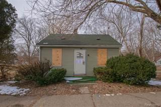 Single Family for sale in 16145 LAHSER Road, Detroit, MI, 48219