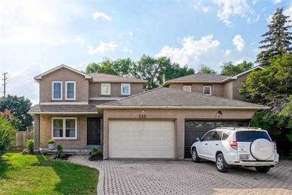 Residential Property for rent in 345 Erin St, Oakville, Ontario, L6H4R1
