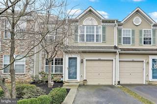Townhouse for sale in 203 MULBERRY PL, Newtown, PA, 18940