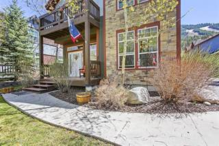 Townhouse for sale in 516 E KELLY AVE, Jackson, WY, 83001