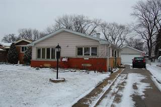 Single Family for sale in 8741 South 55th Court, Oak Lawn, IL, 60453