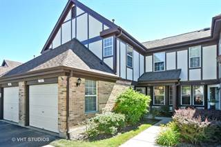 Townhouse for sale in 156 White Branch Court, Buffalo Grove, IL, 60089