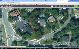 Land for sale in 1a Glenridge Crescent, St. John's, Newfoundland and Labrador, A1A 1T4