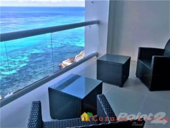 Condominium for sale in PENINSULA GRAND, Condo JULIO B7 Carretera Costa Norte KM 3.5, Zona Hotelera Norte, Cozumel, Quintana Roo