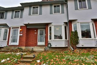 Townhouse for sale in 219 Kingswood Drive, Kitchener, Ontario
