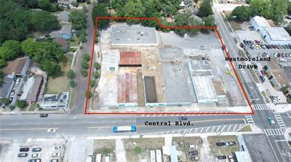 Commercial for sale in 1011 W CENTRAL BOULEVARD, Orlando, FL, 32805