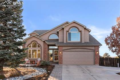 Residential for sale in 8640 Candleflower Circle, Colorado Springs, CO, 80920
