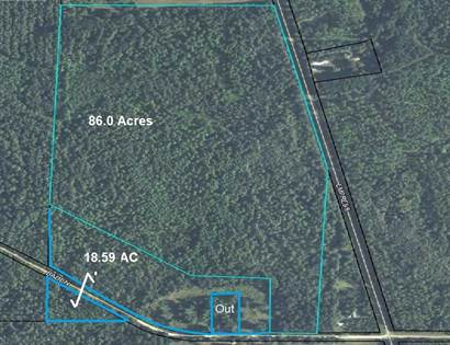 Lots And Land for sale in 00 Empress and Baden Road, Quitman, GA, 31643