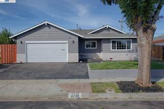 Single Family for sale in 4739 Mildred Dr, Fremont, CA, 94536