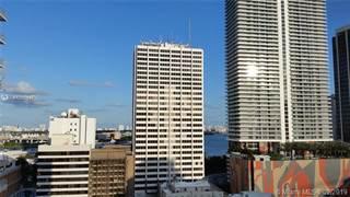 Condo for sale in 133 NE 2 AVE 1612, Miami, FL, 33132
