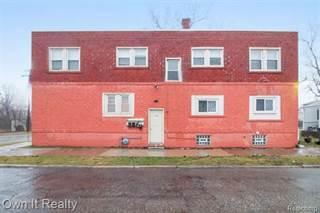 Multi-family Home for sale in 292 MILL Street, Ecorse, MI, 48229