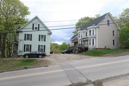 Multifamily for sale in 16 & 22 Highland Avenue, Gardiner, ME, 04345
