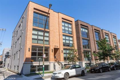 Residential Property for sale in 814 North Marshfield Avenue 1S, Chicago, IL, 60622