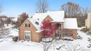 Single Family for sale in 6627 RIDGEWOOD Court, Independence Township, MI, 48348