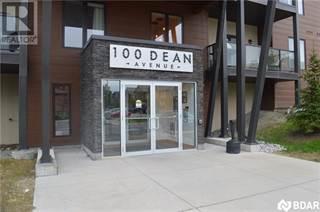Condo for sale in 100 Dean Avenue, Barrie, Ontario, L9J0H1
