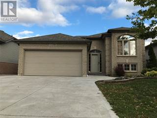 Single Family for rent in 4530 BRUNSWICK AVENUE, Windsor, Ontario