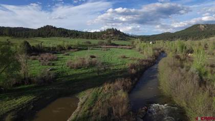 Lots And Land for sale in 546 County Road 335, Pagosa Springs, CO, 81147