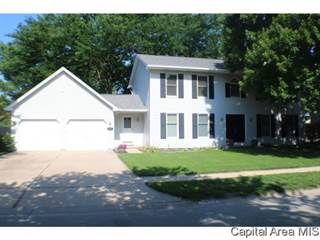 Single Family for sale in 1613  BENT OAK DR, Springfield, IL, 62704