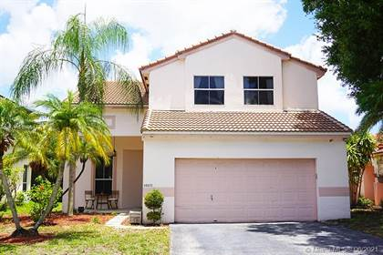 Residential Property for sale in 18421 NW 18th St, Pembroke Pines, FL, 33029