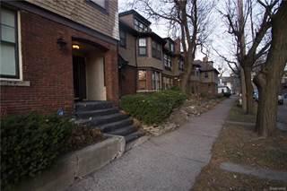 Townhouse for rent in 8103 AGNES Street, Detroit, MI, 48214
