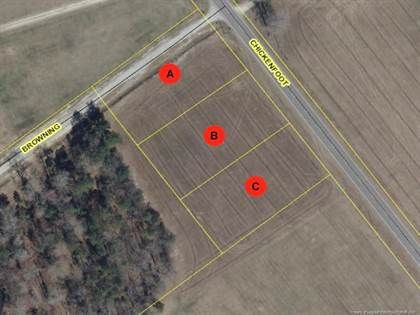 Lots And Land for sale in Lot C Chickenfoot Road, Saint Pauls, NC, 28384