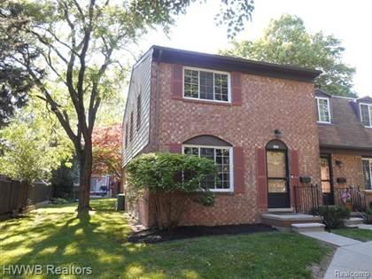 Residential Property for sale in 2030 WICKHAM Street, Royal Oak, MI, 48073