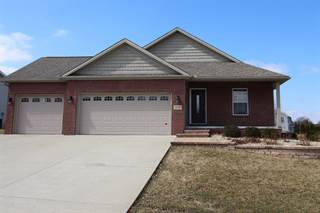 Single Family for sale in 314 Heather Drive, Heyworth, IL, 61745