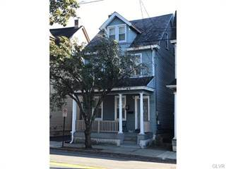 Single Family for rent in 71 West Goepp Street, Bethlehem, PA, 18018