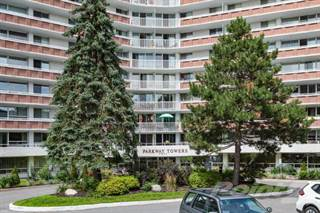 Apartment for rent in Parkway Towers - 1 Bedroom B, Ottawa, Ontario