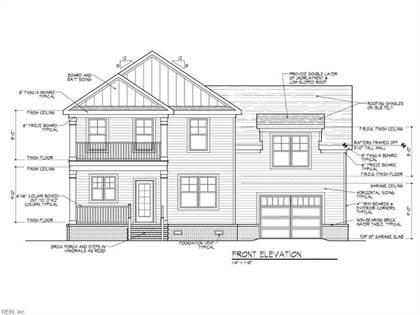 Residential Property for sale in 512 Delaware Avenue, Virginia Beach, VA, 23451