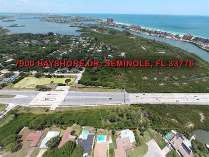 Lots And Land for sale in 7900 BAYSHORE DRIVE, Seminole, FL, 33776