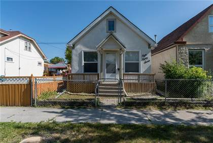 Single Family for sale in 887 Redwood AVE, Winnipeg, Manitoba, R2X0X6
