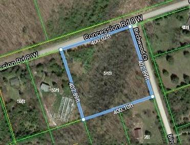 Lots And Land for sale in 519 Concession 8 Rd W, Trent Hills, Ontario, K0K 3K0