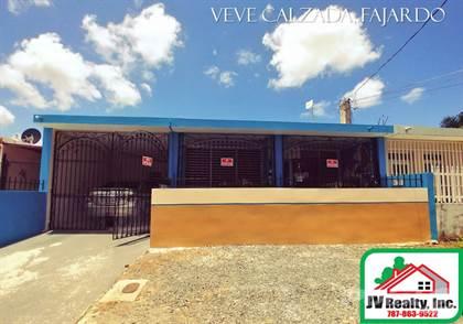 Residential Property for sale in VEVE CALZADA, Fajardo, PR, 00738