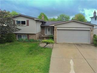 Single Family for sale in 4944 QUEEN Drive, Sterling Heights, MI, 48310