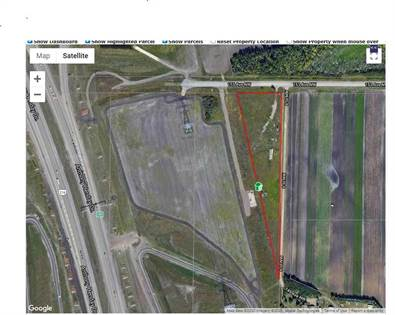 Vacant Land for sale in 503 153 AVE NW NW, Edmonton, Alberta, T5Y6C6