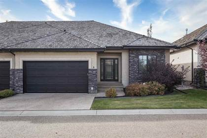Single Family for sale in 4058 Mactaggart DR NW 4, Edmonton, Alberta, T6R0R4