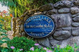 Residential Property for sale in 730 McCombs, Harrison Hot Springs, British Columbia, V0M 1K0