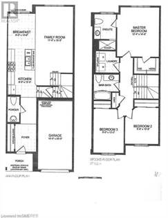 Single Family for rent in 114 MUNRO Circle, Brantford, Ontario, N3P0R4