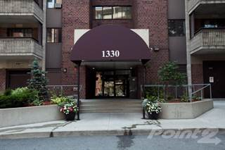 Apartment for rent in Lincoln Park Tower - 2 Bedroom A, Ottawa, Ontario
