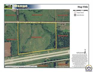 Land for sale in W 341st ST, Melvern, KS, 66856
