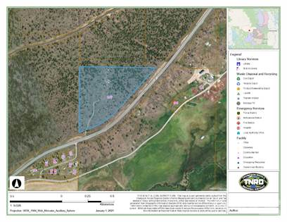 Lots And Land for sale in 7727 CARIBOO HWY 97, Clinton, British Columbia, V0K 1K0