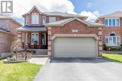 Single Family for sale in 60 KNUPP RD, Barrie, Ontario, L4N0R7