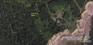 Land for sale in Yanna Lane, Beach Point, Beach Point, Prince Edward Island