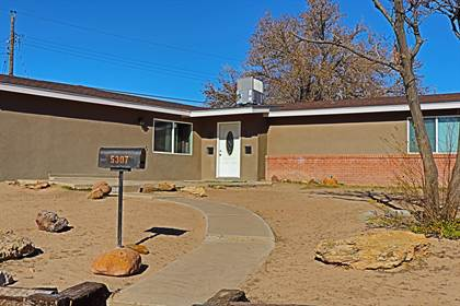Residential Property for sale in 5307 CLOUDCROFT Road NW, Albuquerque, NM, 87105